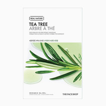 Tfs real nature mask sheet tea tree