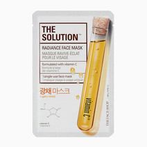 Tfs the solution radiance face mask
