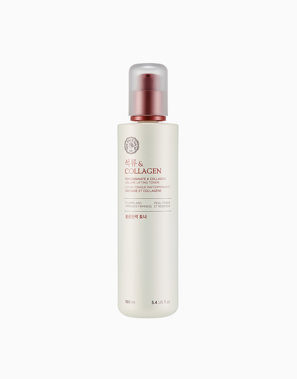 Pomegranate and Collagen Volume Lifting Toner by The Face Shop