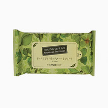 Makeup Remover Pads by The Face Shop