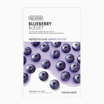 Tfs real nature mask sheet blueberry