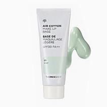 Tfs air cotton make up base spf30 pa   mint