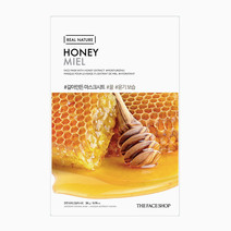 Tfs real nature mask sheet honey