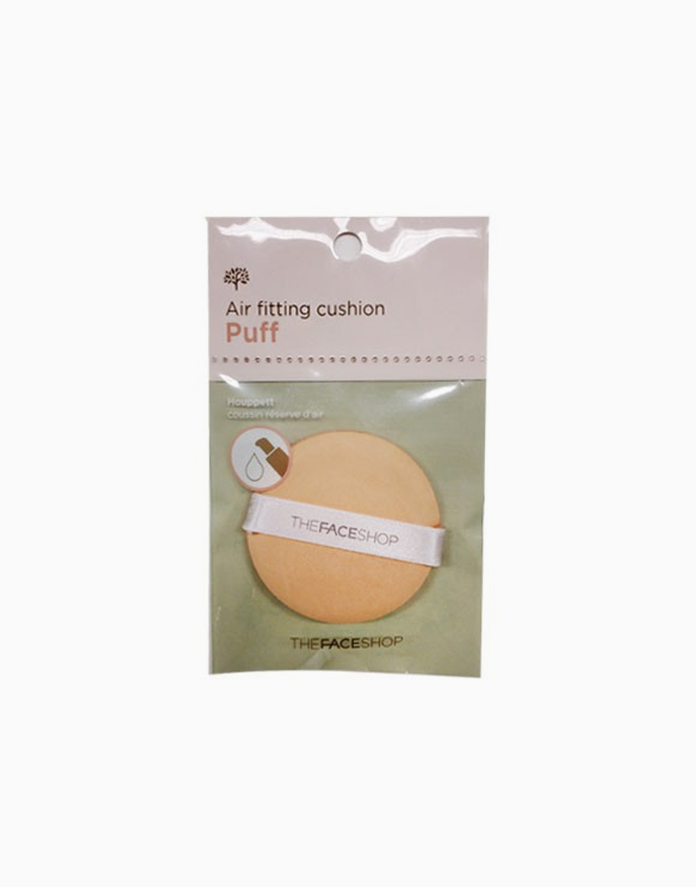 Daily Beauty Tools Air Fitting Cushion Puff by The Face Shop