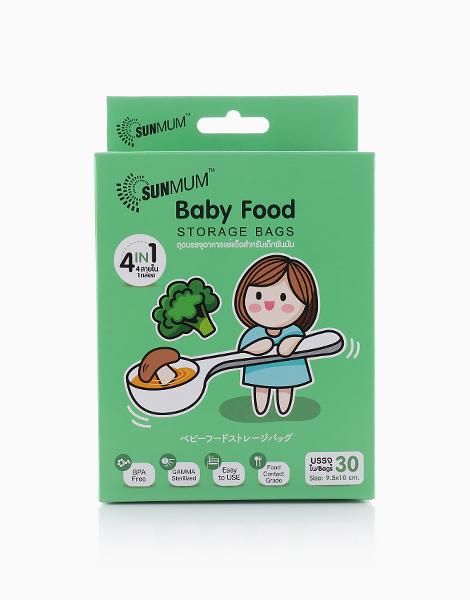 Multipurpose Baby Food & Accessory Bags by SunMum
