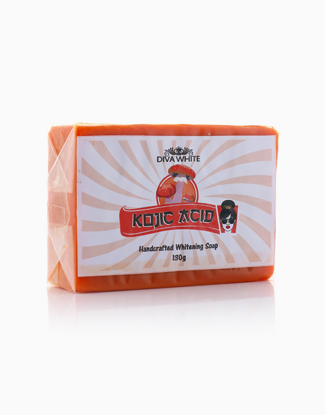 Kojic Acid Soap by Diva White