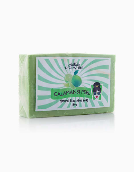 Calamansi Soap by Diva White