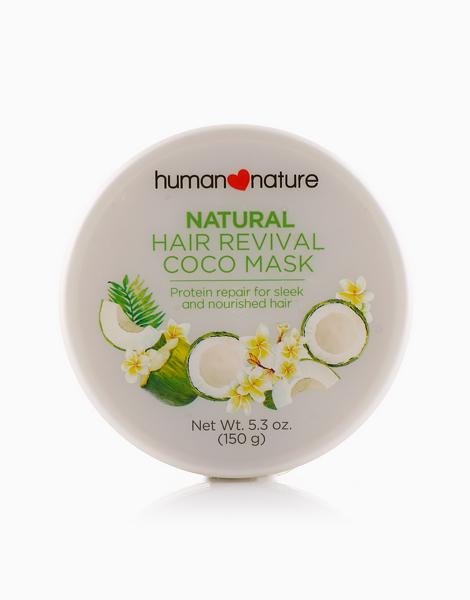 Natural Hair Revival Mask by Human Nature