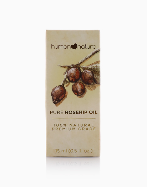 Pure Rosehip Oil Premium Grade by Human Nature