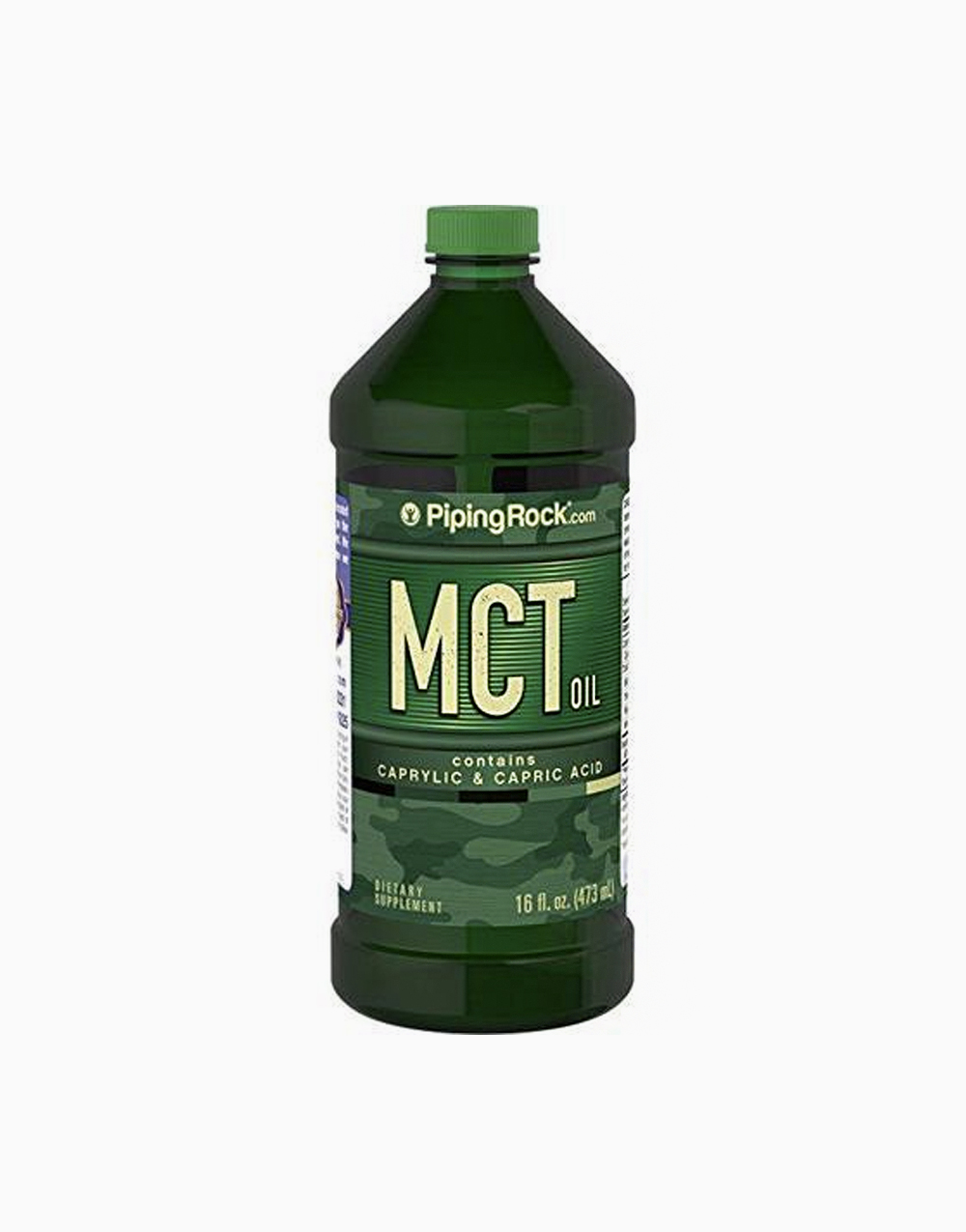 MCT Oil (473ml) by Piping Rock