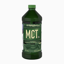 Piping rock mct oil 16 fl oz %28473 ml%29