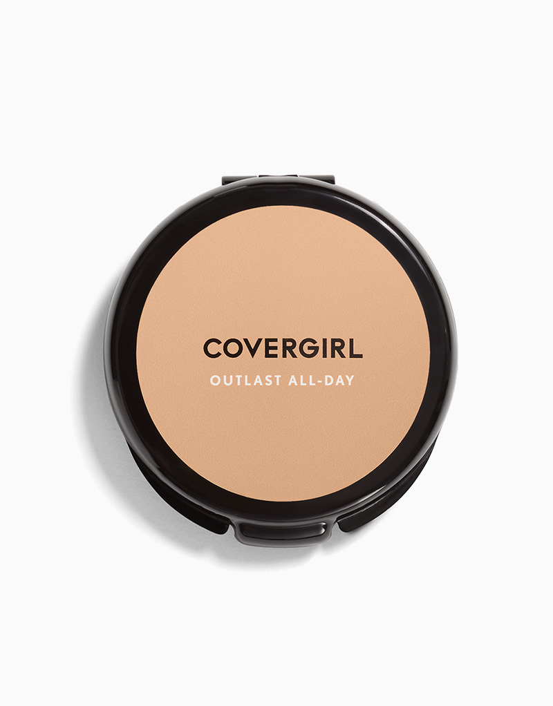 Outlast All-Day Matte Finishing Powder by CoverGirl | Fair To Light