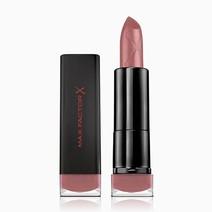 Velvet Matte Lipstick by Max Factor