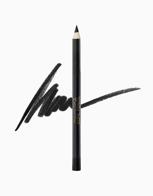 Kohl Pencil by Max Factor | 020 BLACK