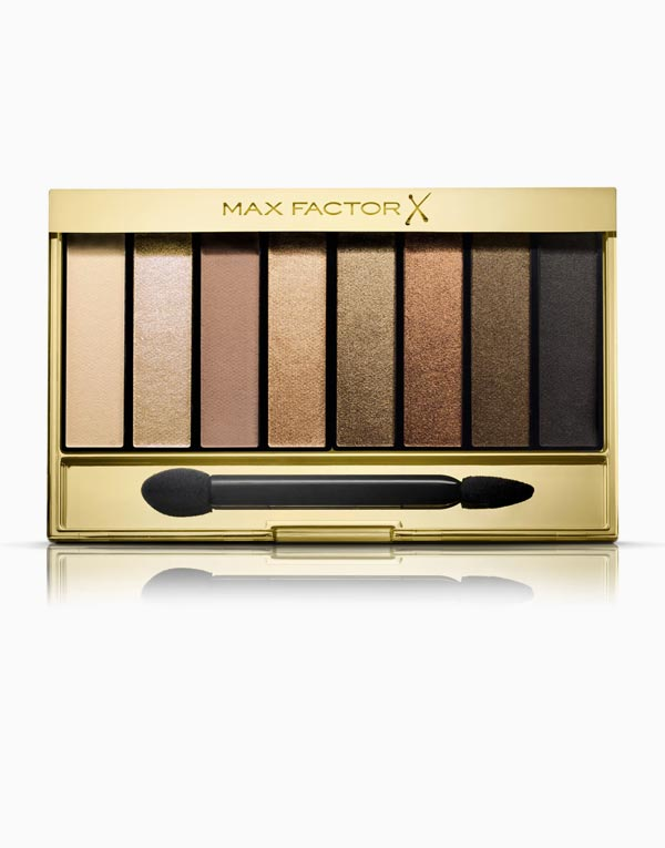 Masterpiece Nude Palette by Max Factor | 02 Golden Nudes