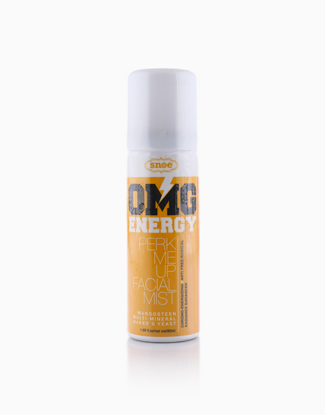 OMG Energy Perk Me Up Facial Mist by Snoe Beauty