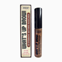 Snoe beauty whats up brow 3d eyebrow setting mascara khaki