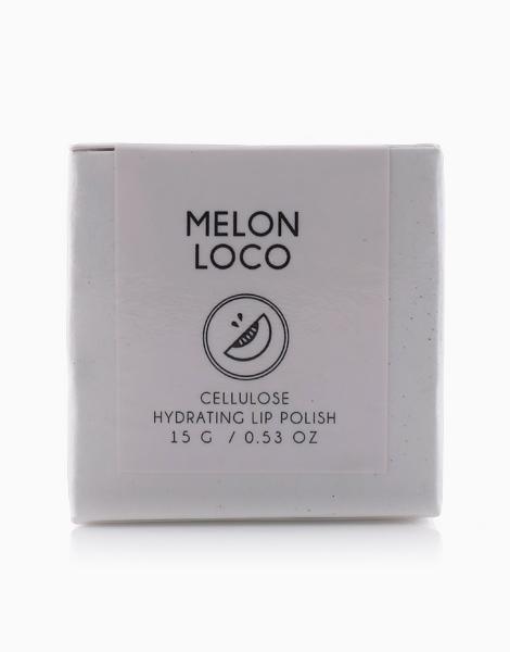 Melon Loco Cellulose Lip Polish by V&M Naturals