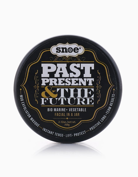 Past Present & The Future Bio Marine + Vegetable Facial In A Jar by Snoe Beauty