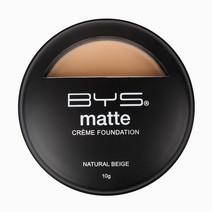Matte Créme Foundation by BYS