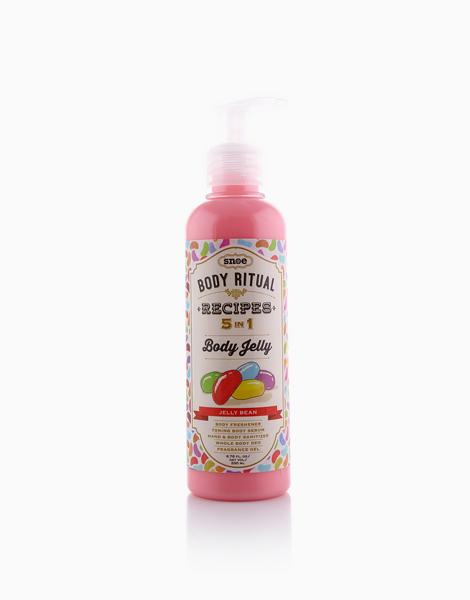 Body Ritual Recipes 5-in-1 Body Jelly by Snoe Beauty | Jelly Bean