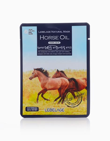 Horse Oil Mask Sheet by Lebelage