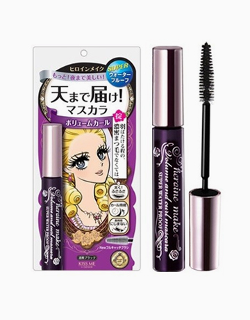 Volume & Curl Mascara Waterproof by Heroine Make