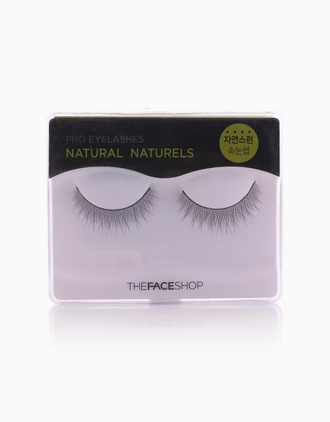 Daily Beauty Tools Pro Eyelash 01 Natural by The Face Shop