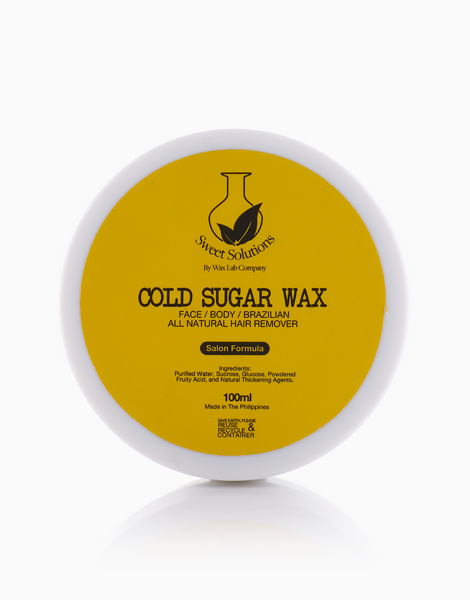Cold Sugar Wax by Sweet Solutions
