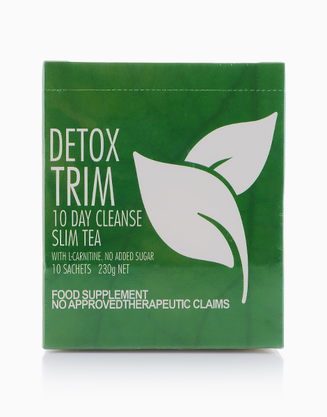 Detox Trim Natural Weightloss Tea by One Earth Organics