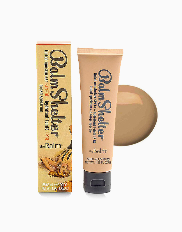 Balm Shelter Tinted Moisturizer by The Balm |