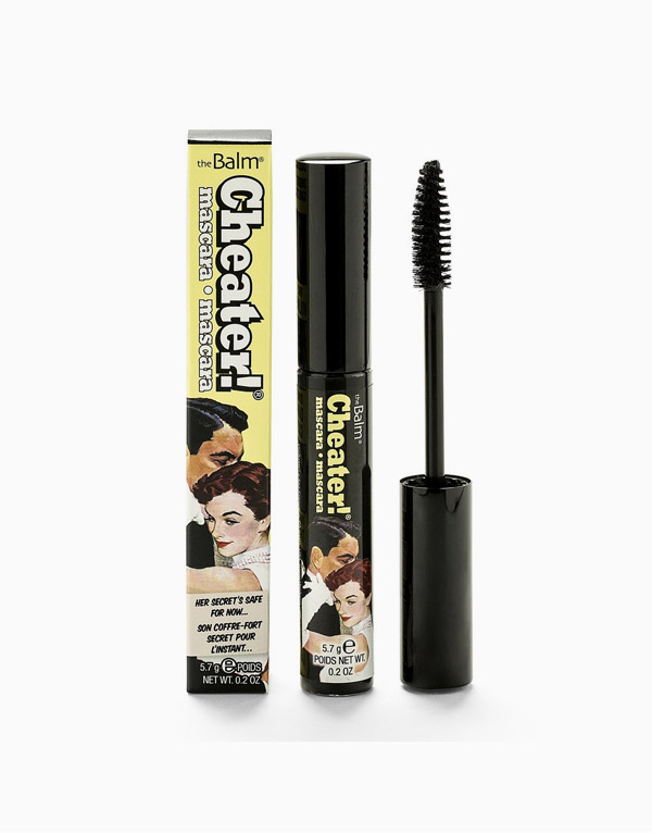 Cheater Mascara by The Balm