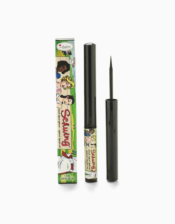 Schwing! Black Liquid Eyeliner by The Balm