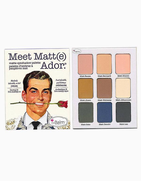 Meet Matte Ador by The Balm