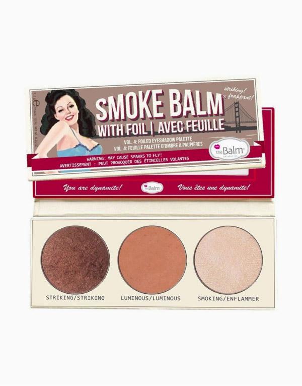Smoke Balm Vol. 4 by The Balm