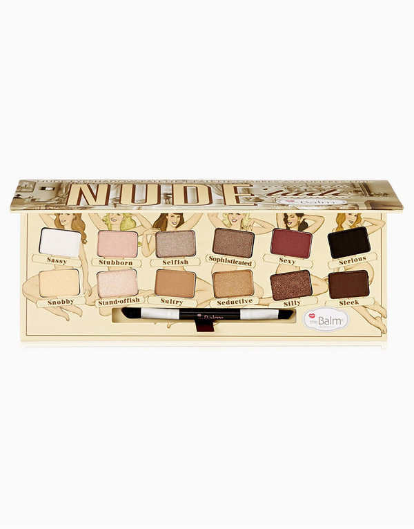 Nude Tude Naughty Palette by The Balm
