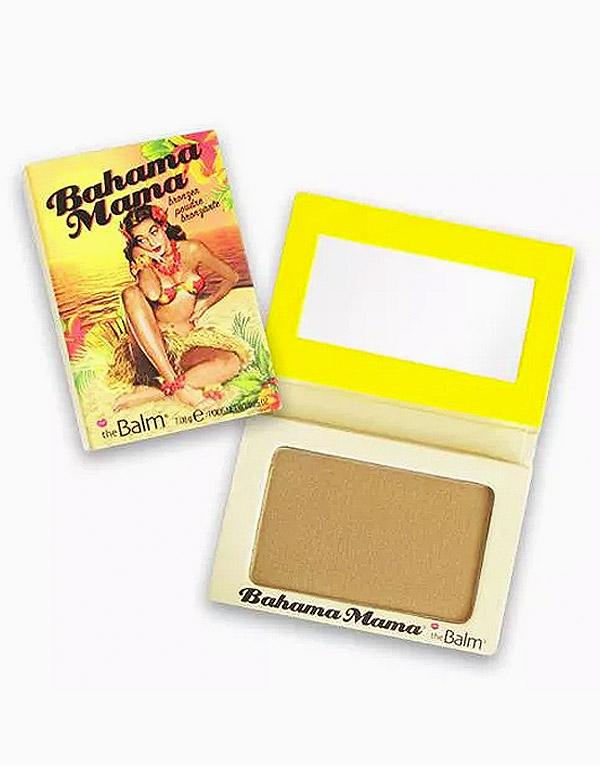 Bahama Mama– Bronzer, Shadow, & Contour Powder by The Balm