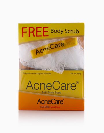 AcneCare Soap w/ Loofah (Body Scrub) by AcneCare