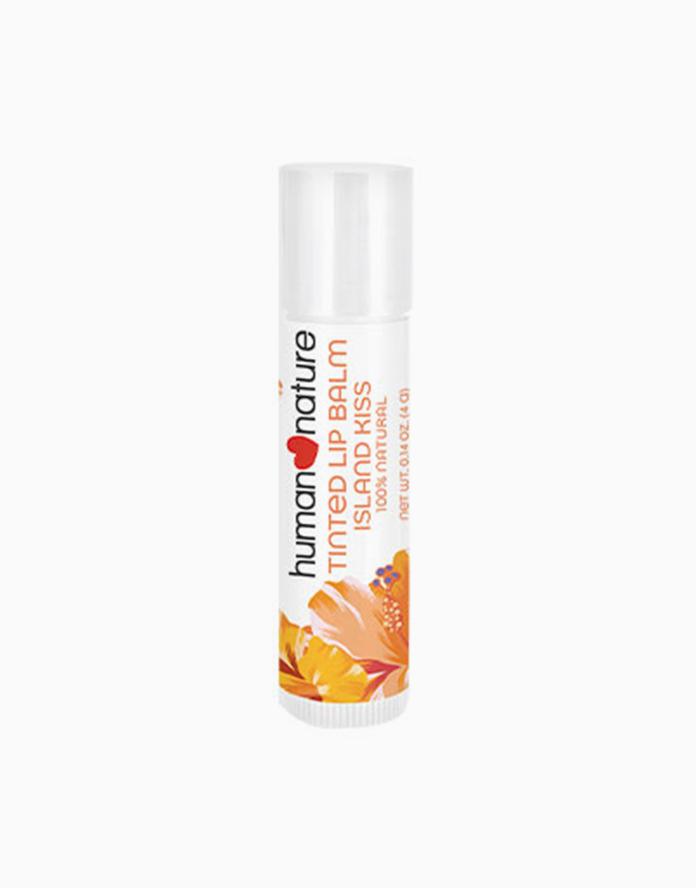 100% Natural Tinted Lip Balm by Human Nature | Island Kiss
