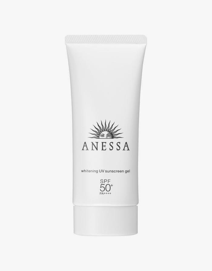 Whitening UV Sunscreen Gel SPF 50+ PA++++ (90g) by Anessa