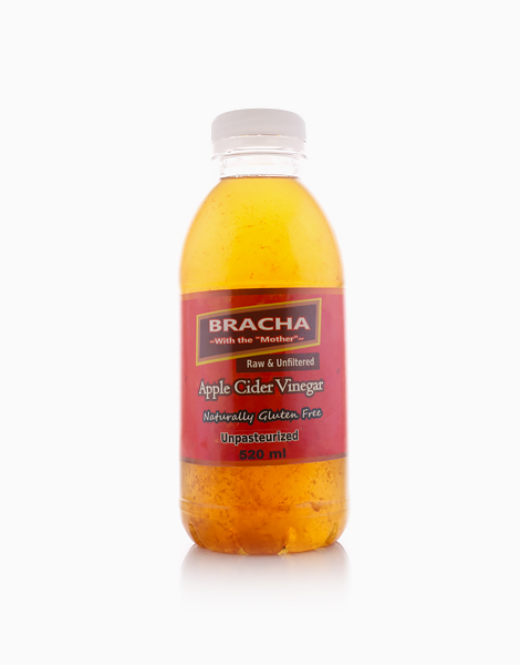 """Apple Cider Vinegar With the """"Mother"""" by Bracha"""