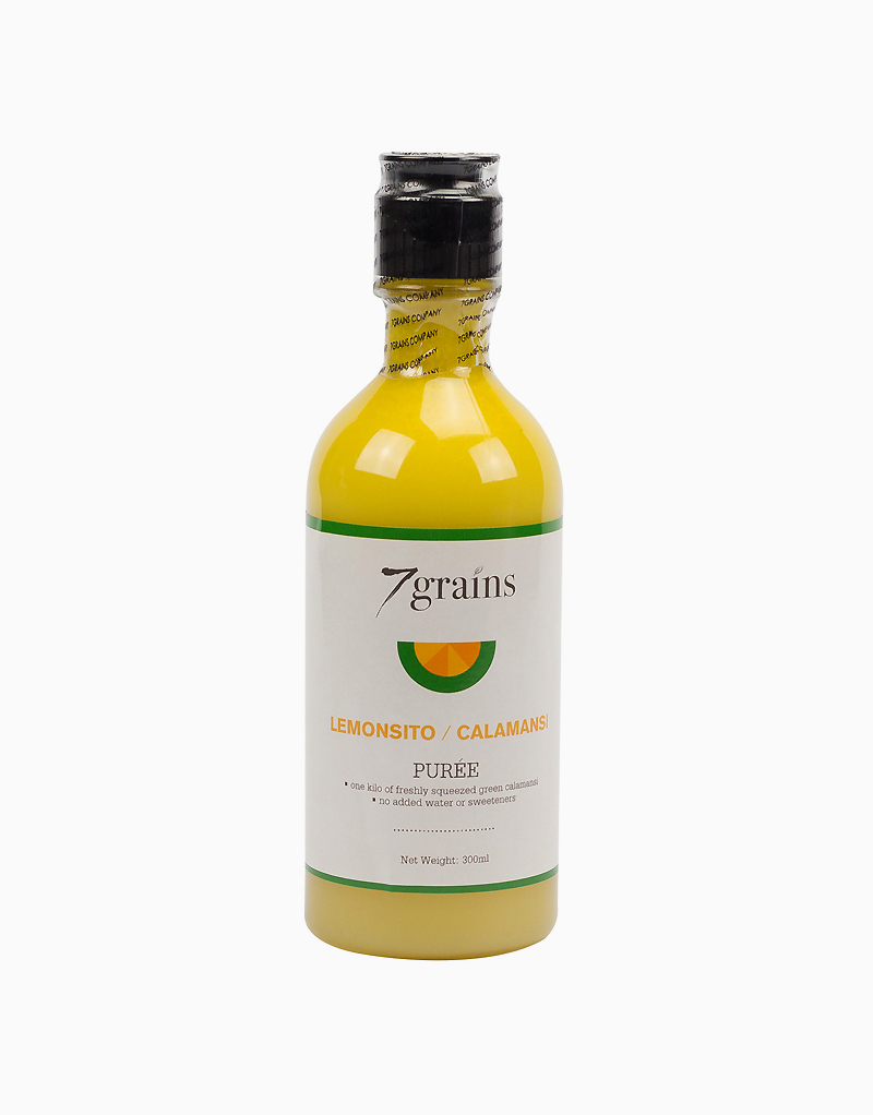 Puree Lemonsito/Calamansi (300ml) by 7Grains Company
