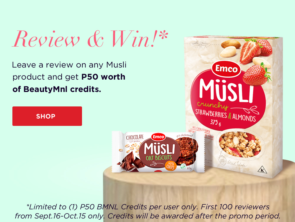 Promobox musli review drive
