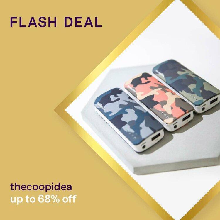 Promo boxes thecoopidea