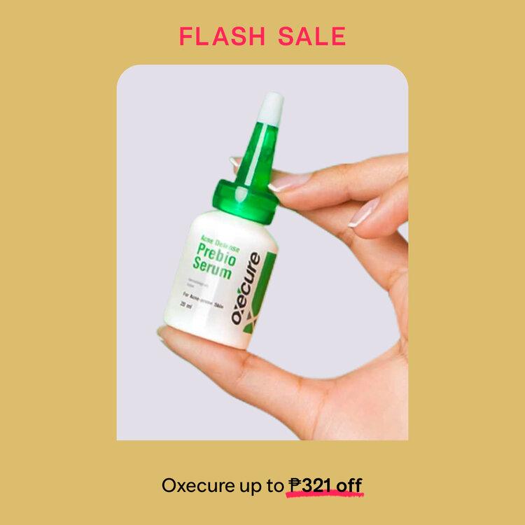 Oxecure flash sale pb