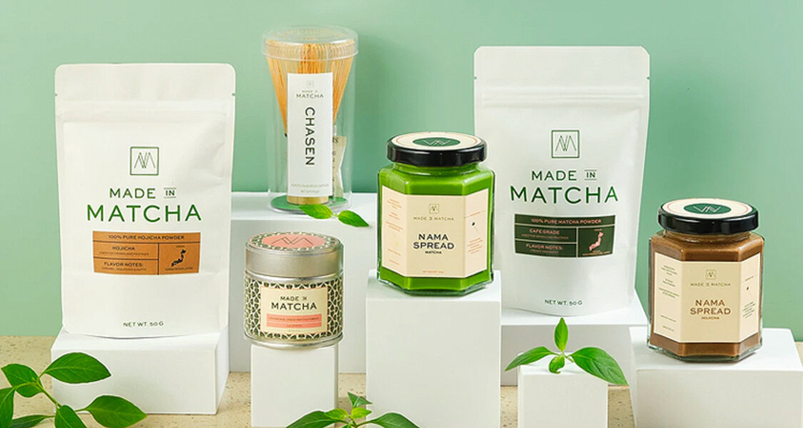 Made in Matcha